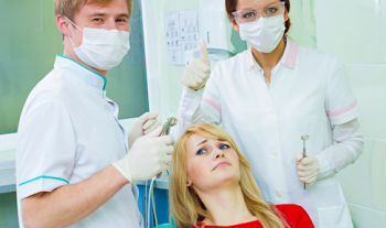 Dentists Opperating