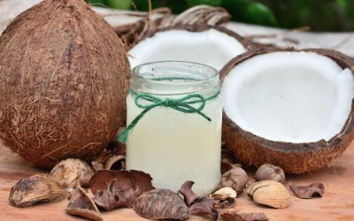 Coconut Oil Pulling for Whiter, Healthier Teeth?